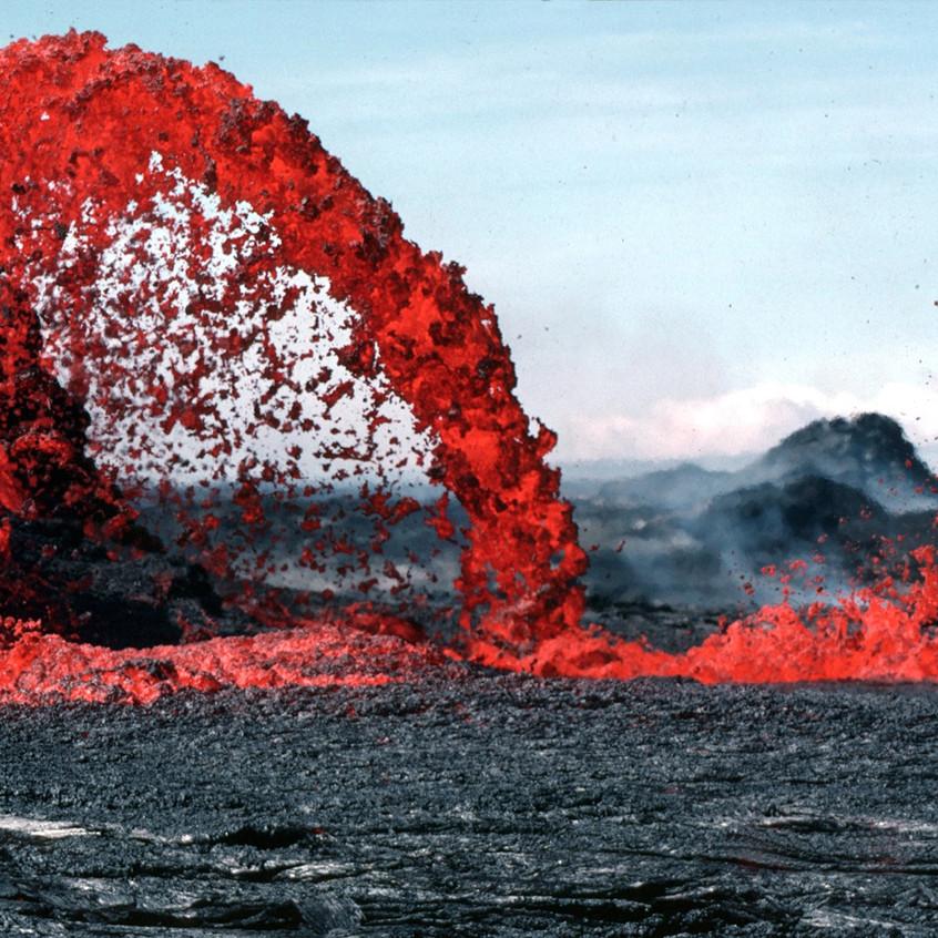 Eruption / Hawaii