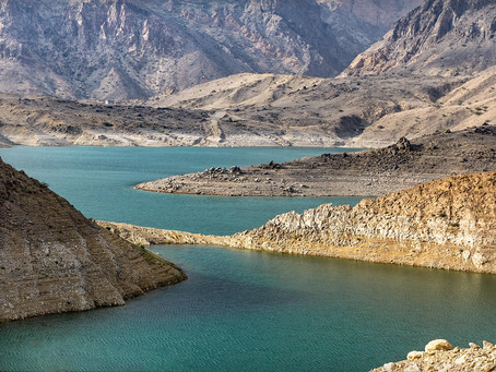 Oman, elegant simplicity