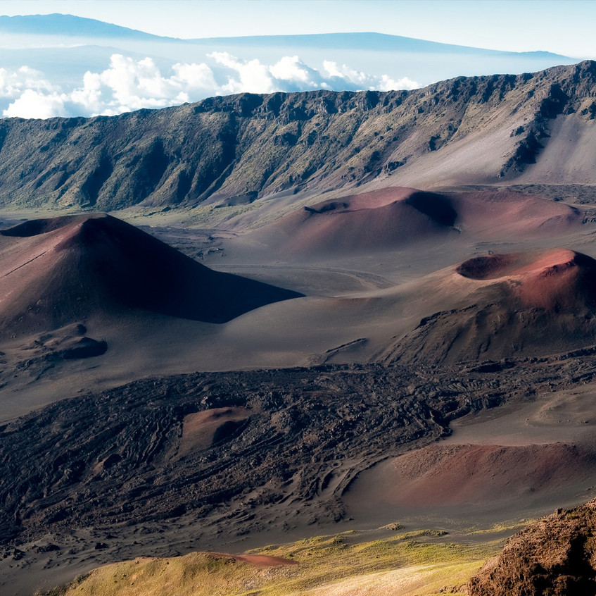 Volcans / Hawaii