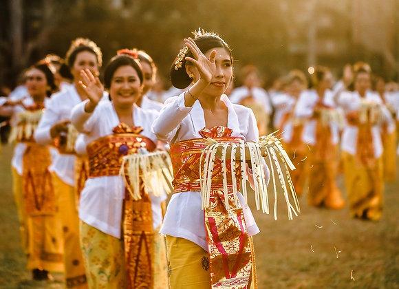 L'expérience Balinaise