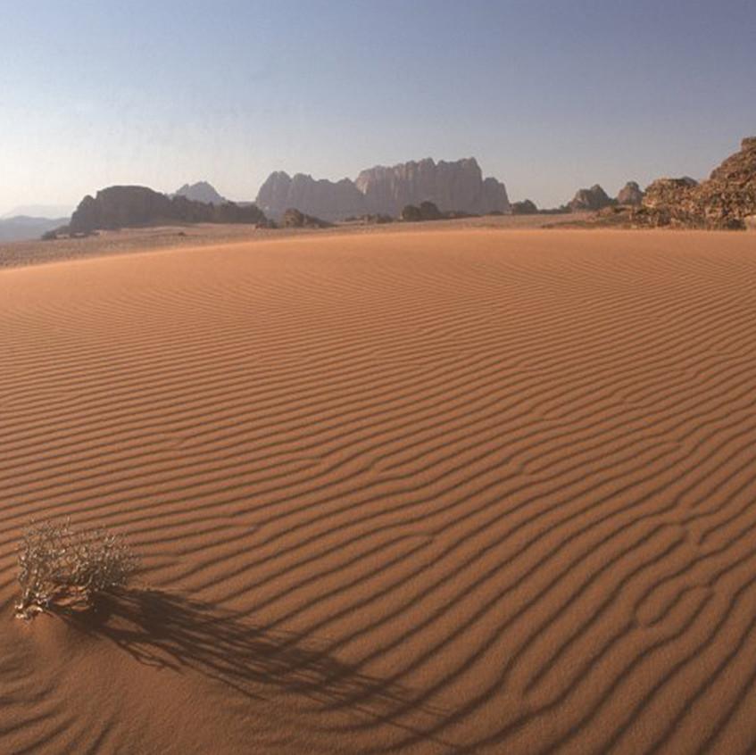 Wadi Rum / Jordanie