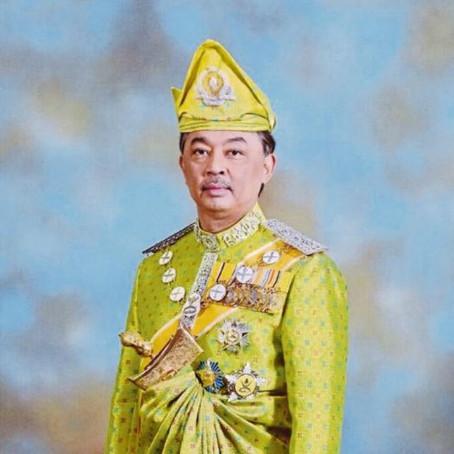 Sultan Pahang sah YDP Agong baharu