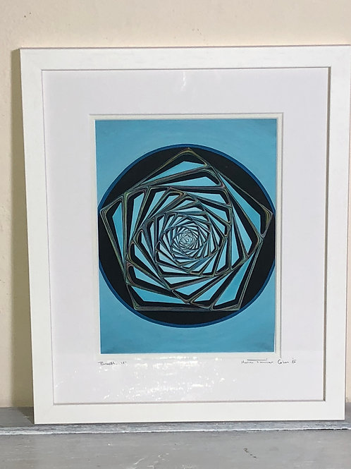 Breath - Framed Print