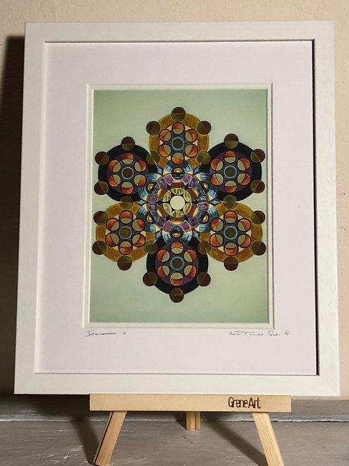 Intercessor- Framed Print