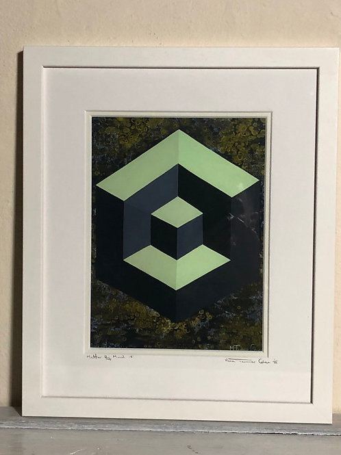 Matter By Mind - Framed Print