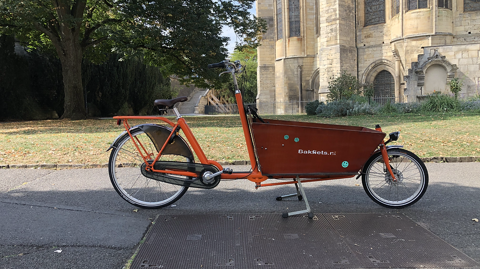 BAKFIETS Long
