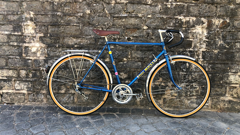 Randonneuse Eddy Merckx