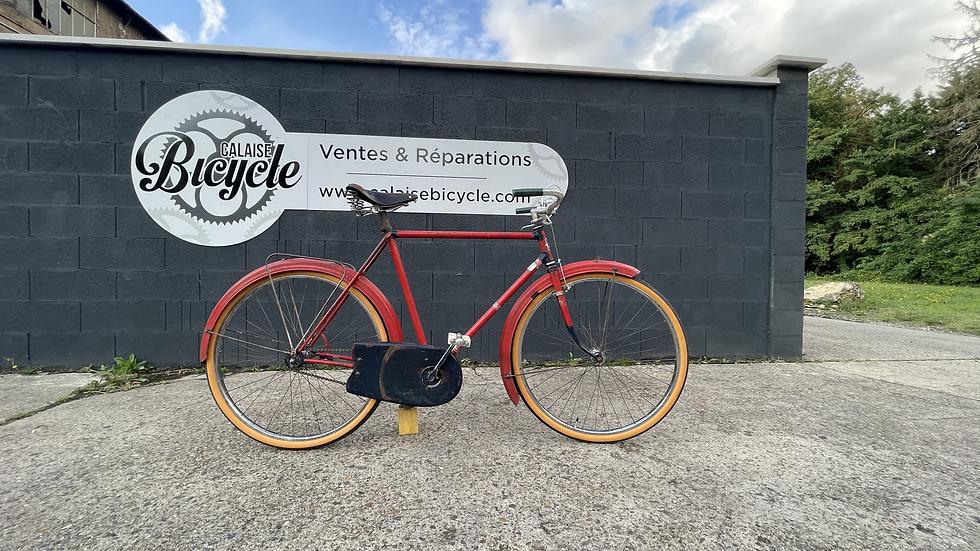 Vélo porteur Dilecta