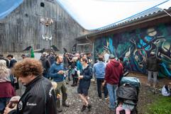 Hofair 2019 - Live Painting