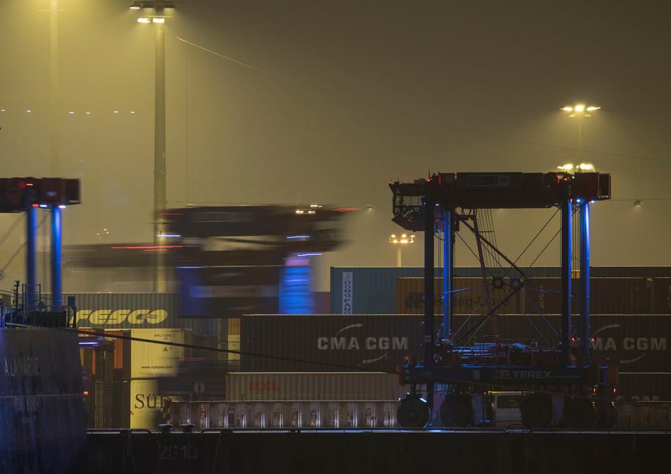 Containerhafen Hamburg 05
