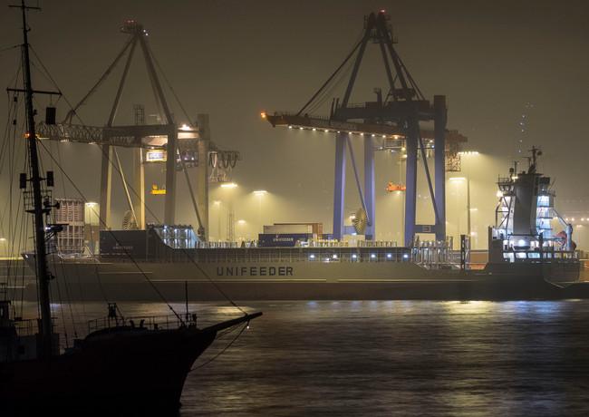 Containerhafen Hamburg 04