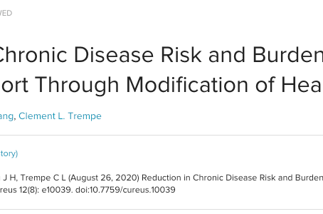 Paper Finally Published - 3 Years Later...
