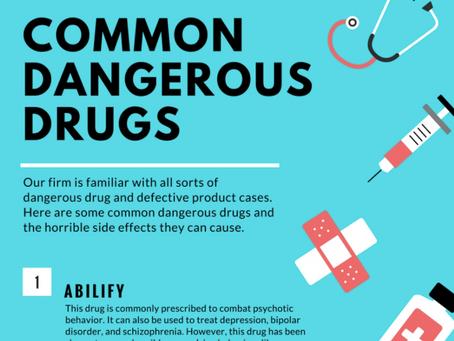 Drug Side Effects - Part 1