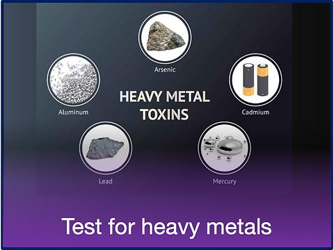 heavy metals for website medium on websi