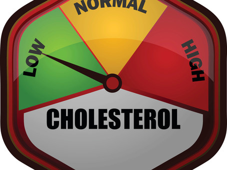 Cholesterol Causes COVID-19 Deaths