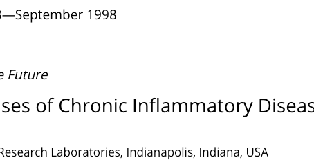 Infection and Chronic Diseases - Part 2