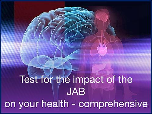 COVID / JAB / Chronic Risks Biomarker Panel