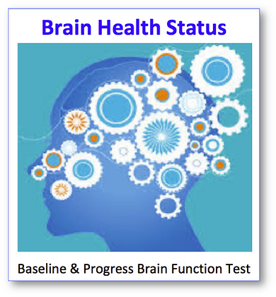 Order Brain Function Test & Consult