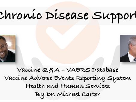 Vaccine Adverse Events - Part 2