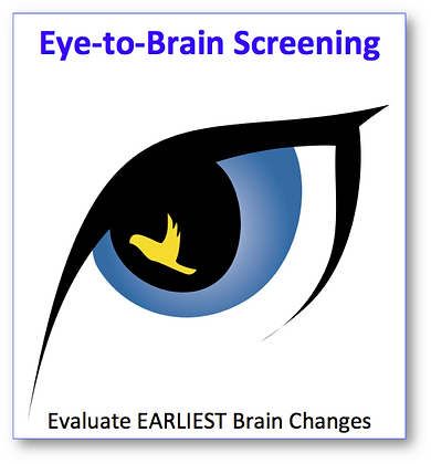 Eye Test to Measure Brain Health & Consult