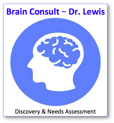 Order Brain Consult - 1+ hours