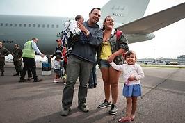 Paraná é o estado que mais recebeu venezuelanos interiorizados pela Operação Acolhida