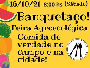 """""""Banquetaço""""será ofertado no dia 16 de outubro (sábado) na feira do PA Nova Amazônia"""