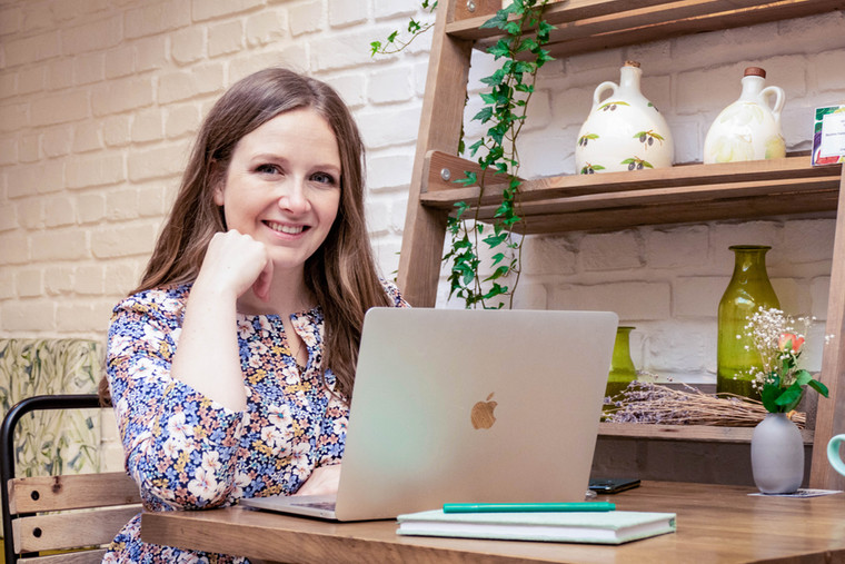 Laura Poole Coaching Business Branding photography