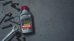 Motul product photography