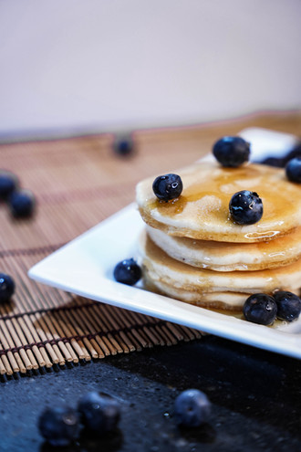 Pancake Food photography