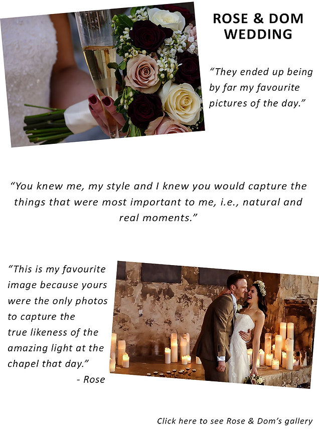 Wedding Photography Review