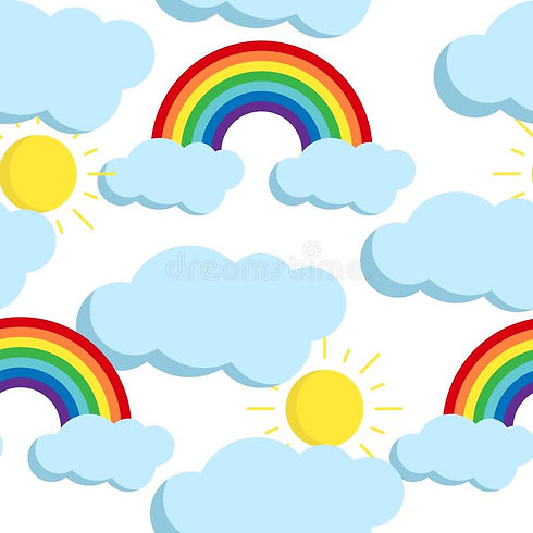 vector-cute-seamless-pattern-rainbows-cl