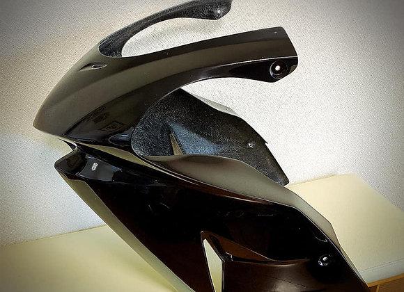 【在庫時即納】BeeHouse(ビーハウス)NSF100用 フルカウル 黒ゲル