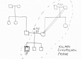 Kuinka piirrän sukupuun - tekniikka ja symbolit