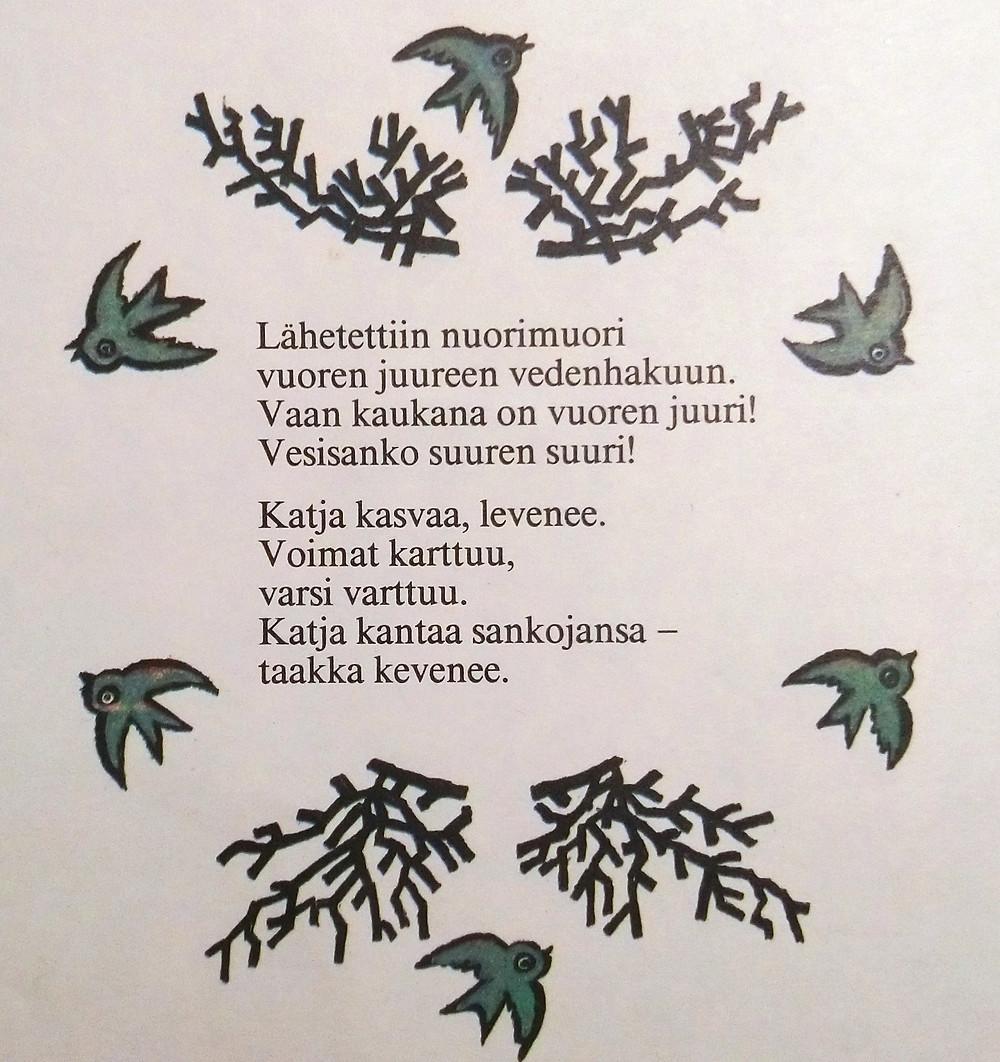 Nuorimuori loru Sanamieli