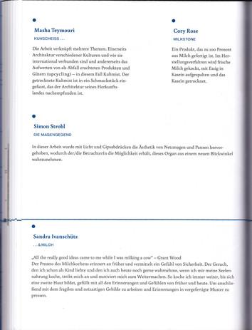 Auszug 3 der Publikation DORF MACHEN