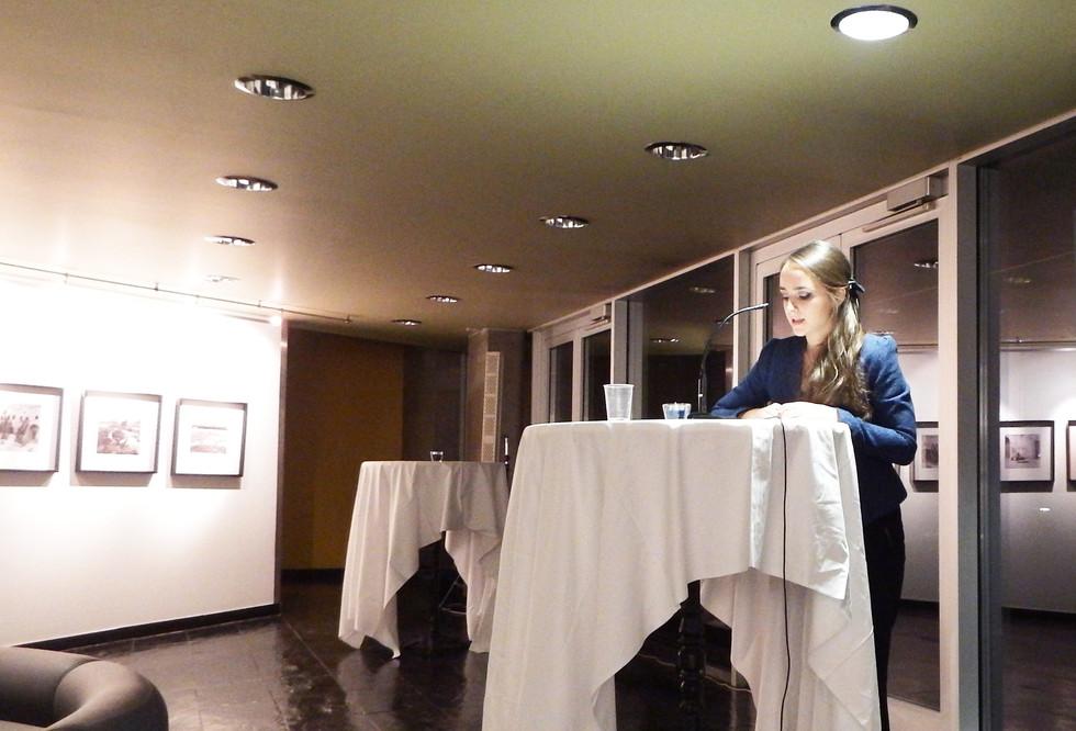 matera foto exhibition speech
