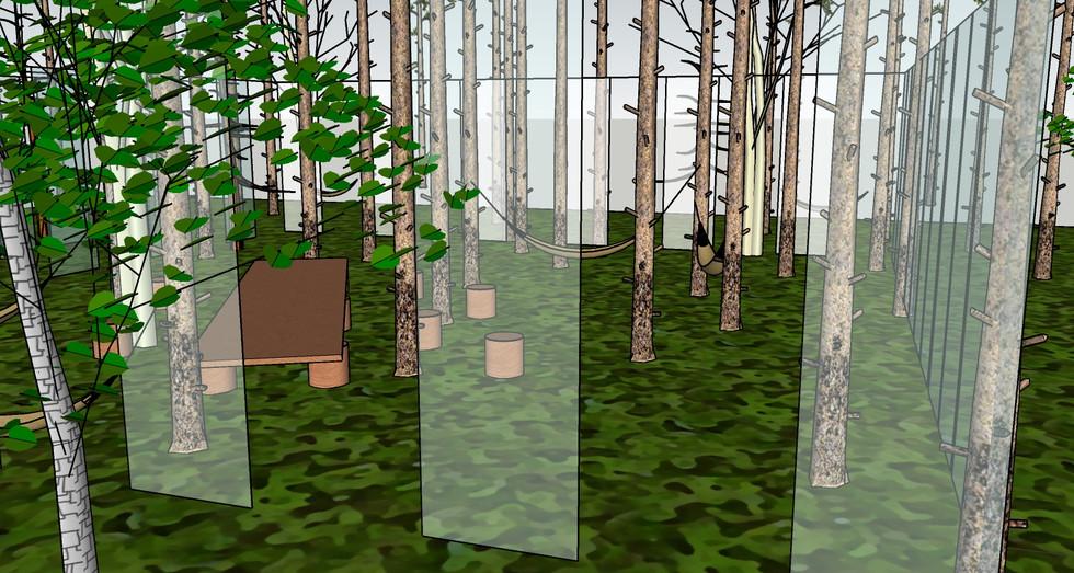 forest festival projekt