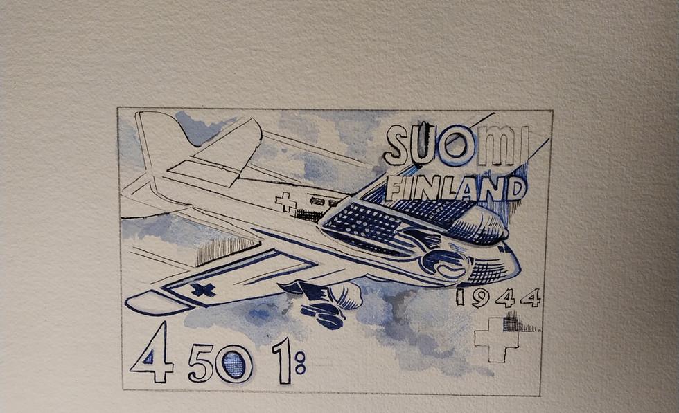 Sello / Stamp