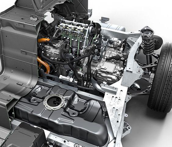 04-BMW-i8-Powertrain-Technical-Illustrat