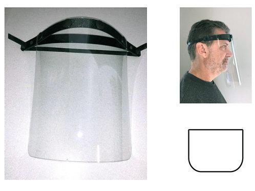 K1 Personal Protective Face Shield - Reusable
