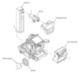Carestream Technical Illustration