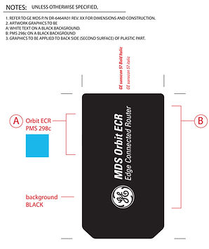 GE MDS Graphics Specification
