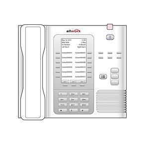 Allworx Verge Phone Chosen Design
