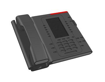 Allworx Verge Phone CAD