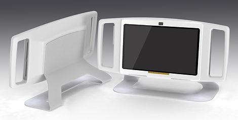 ELO Medical Tablet Render