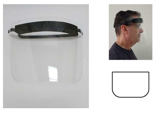 K3 Personal Protective Face Shield
