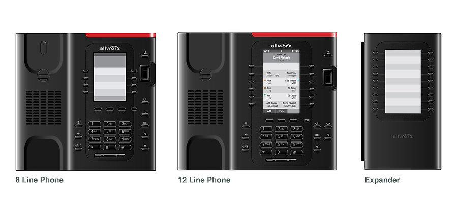 Allworx Verge Phone System