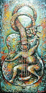 Guitar Paintings