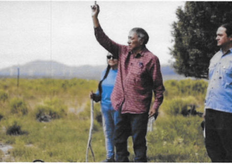New Law Protects Sacred Site